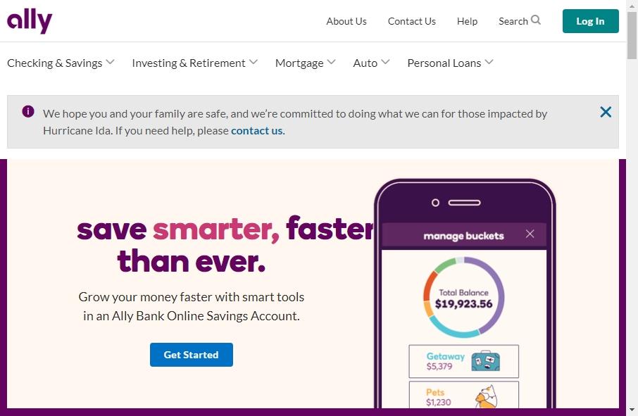 13 Amazing Finance Website Design Examples in 2021 26
