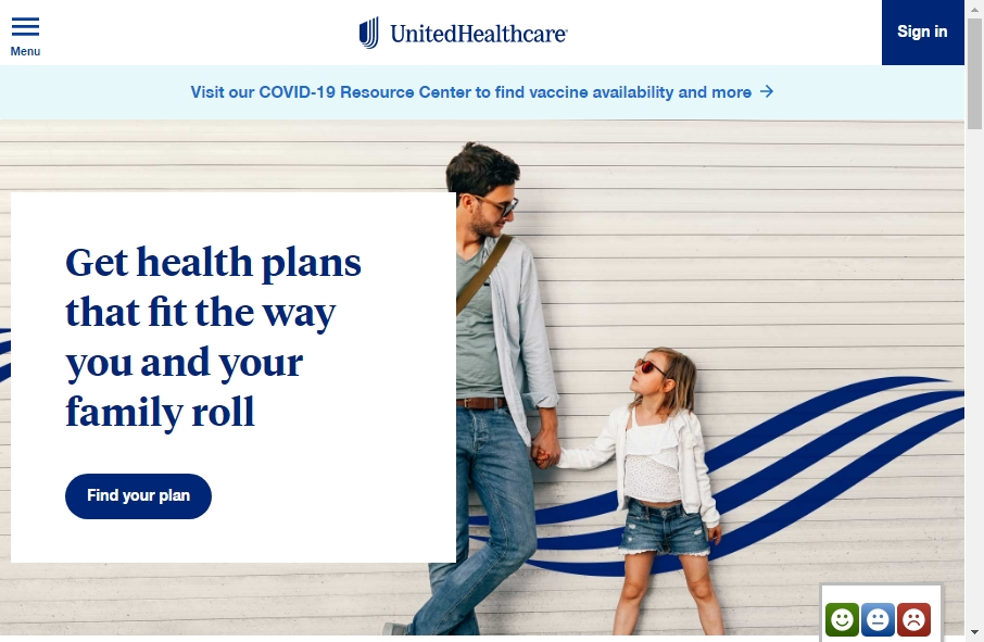 16 beautifully designed Healthcare website examples in 2021 25