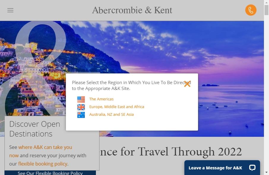 18 Best Travel Website Design Examples for 2021 31