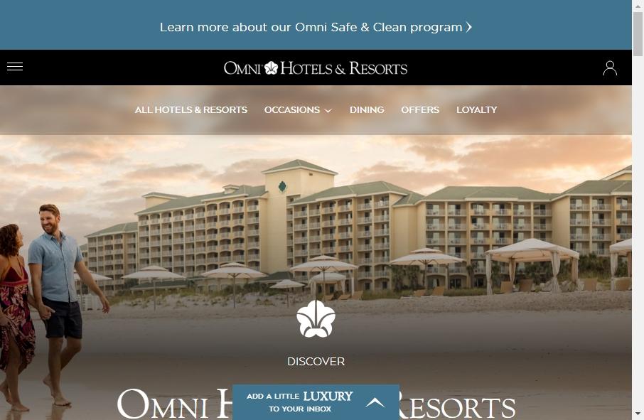 Hotels Websites Design 31