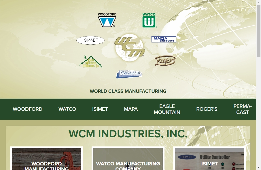 20 beautifully designed Manufacturing websites examples in 2021 33