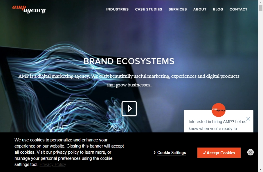 Advertising Websites Examples 32