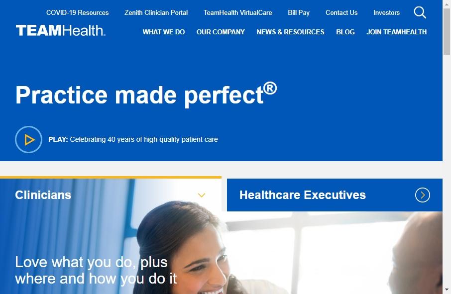 Health Websites Examples 26