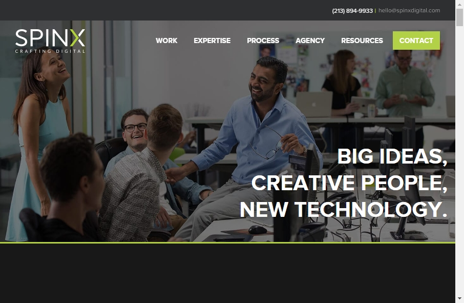 15 Design Websites Examples to Inspire Your Site 31