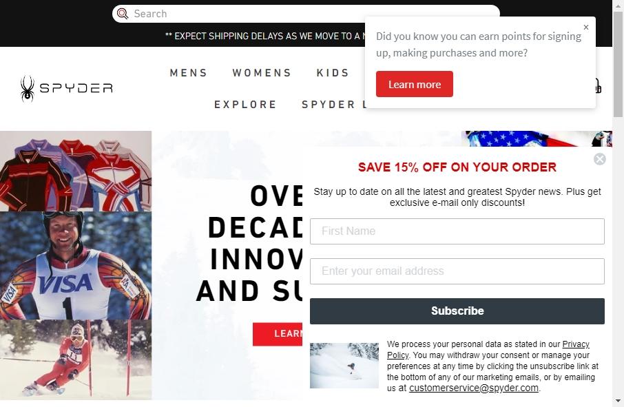 20 Amazing Sport Website Design Examples in 2021 30