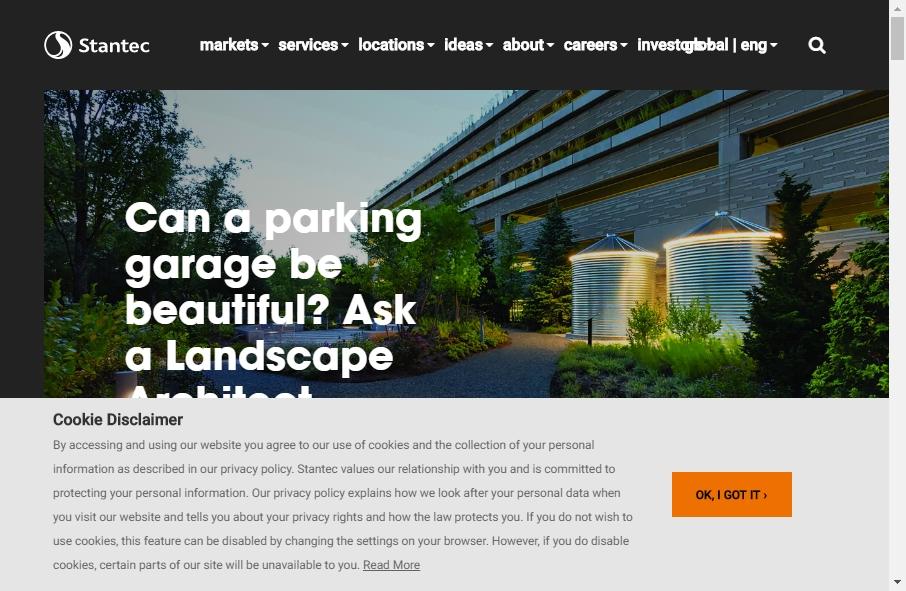 25 Best Engineering Website Design Examples for 2021 32