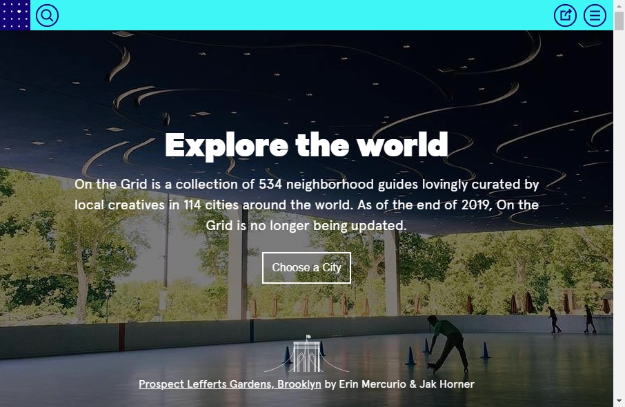 17 Examples of Tourism Websites With Fantastic Designs 33