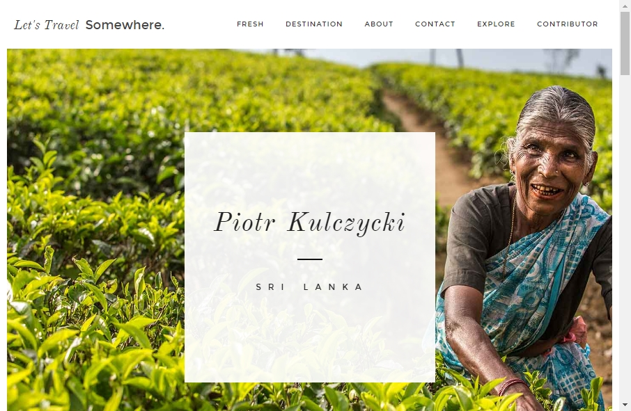 19 Great Lifestyle Website Examples 33