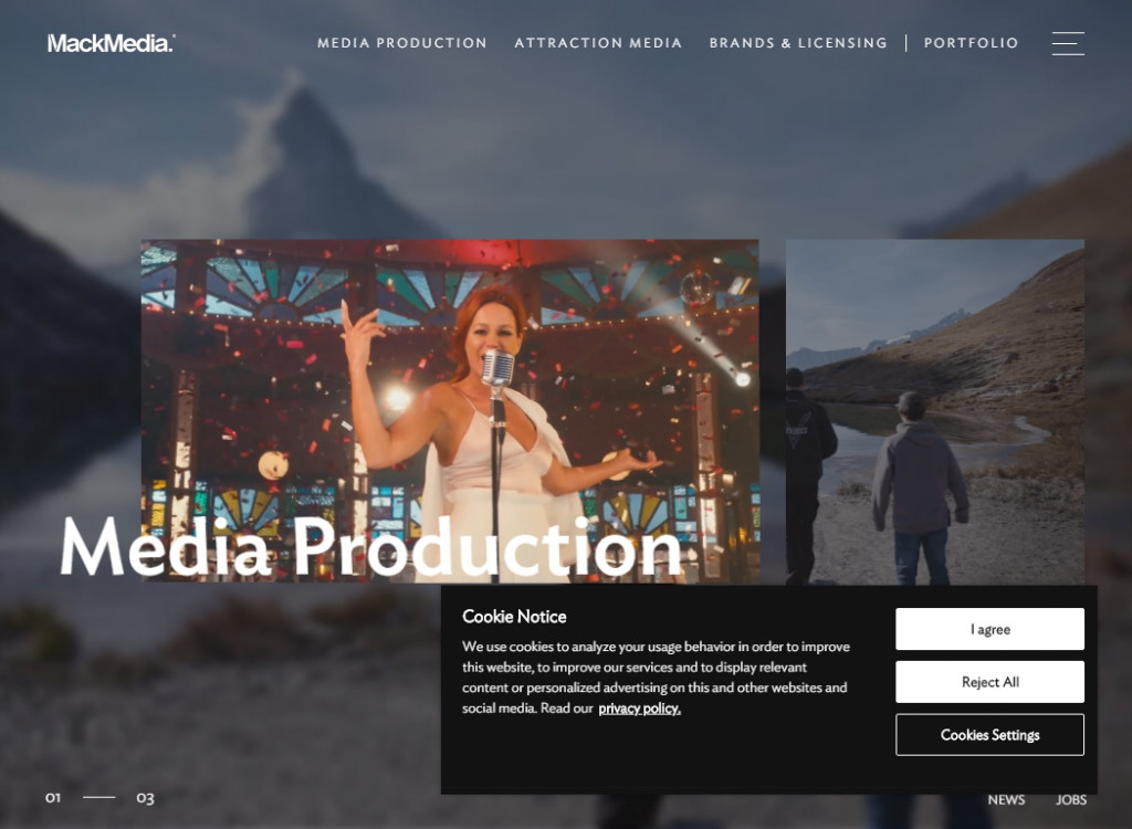 Experimental Web Designs To Inspire You 34
