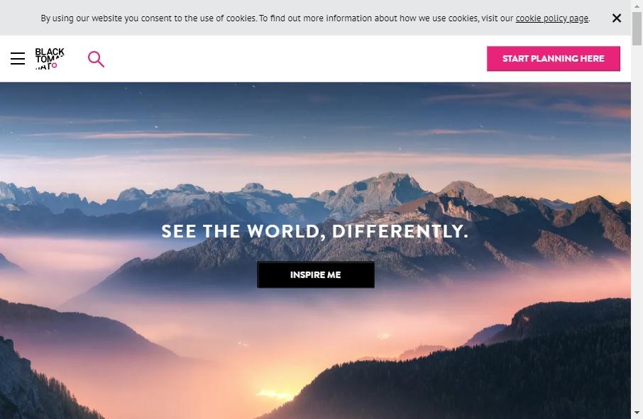 18 Best Travel Website Design Examples for 2021 32