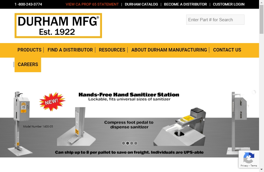 20 beautifully designed Manufacturing websites examples in 2021 34