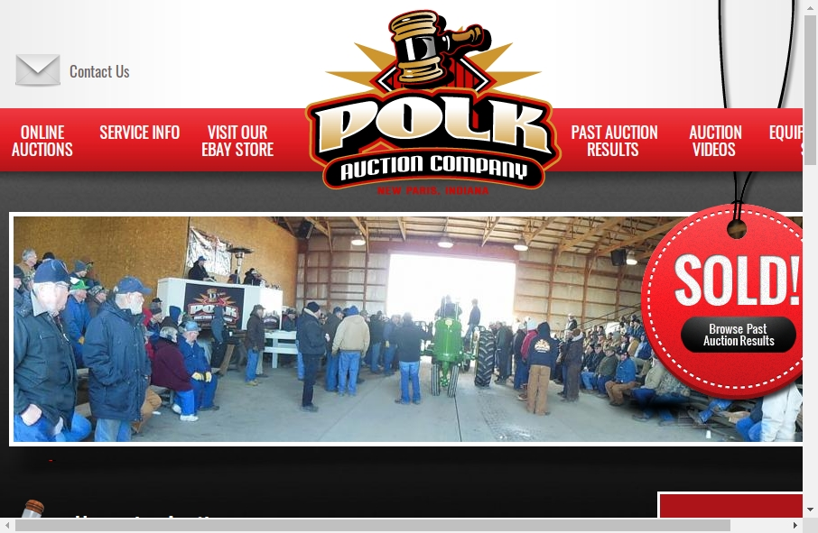 14 Great Auction Websites Examples 28