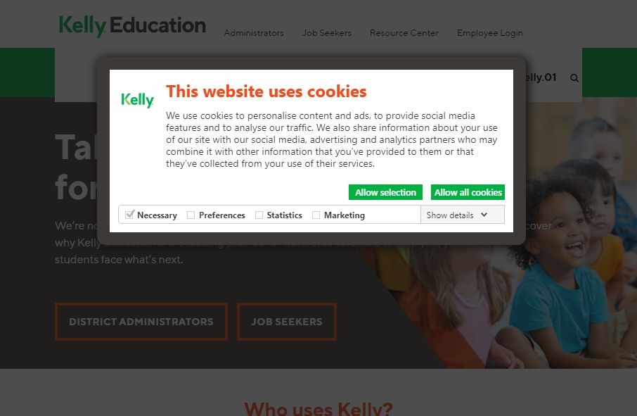 18 Great Education Website Examples 31