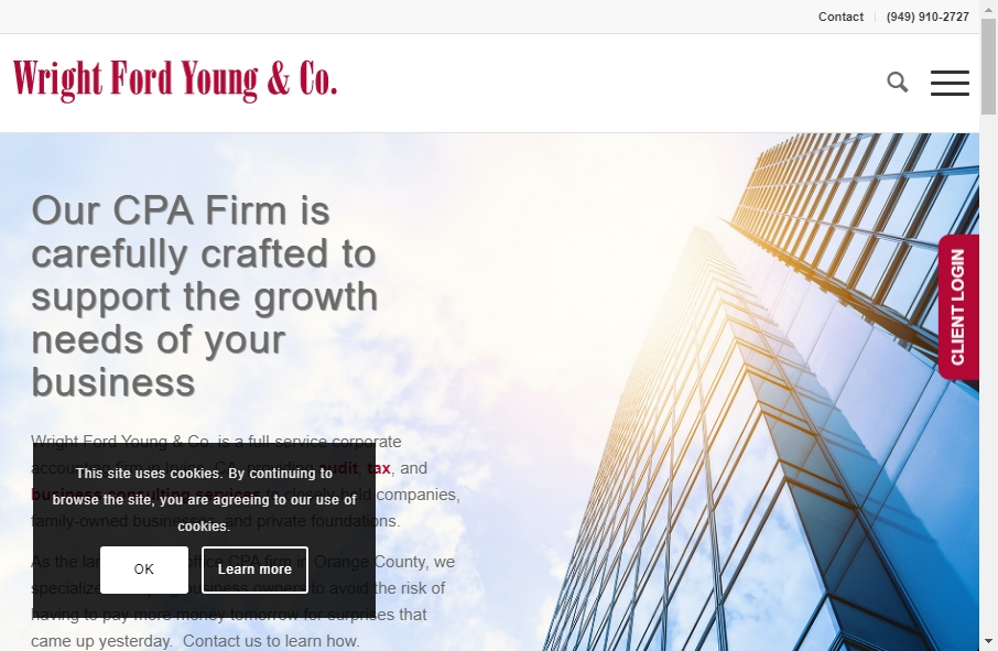 Accountants Websites Examples 34