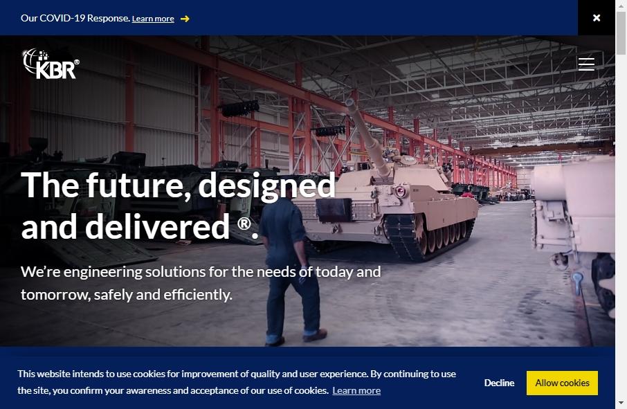 25 Best Engineering Website Design Examples for 2021 33