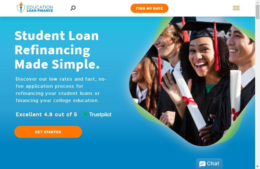 12 Best Student Loan Website Design Examples for 2021 28