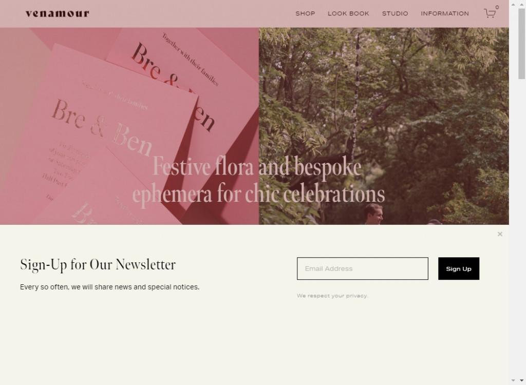 The Best Typography Websites 34