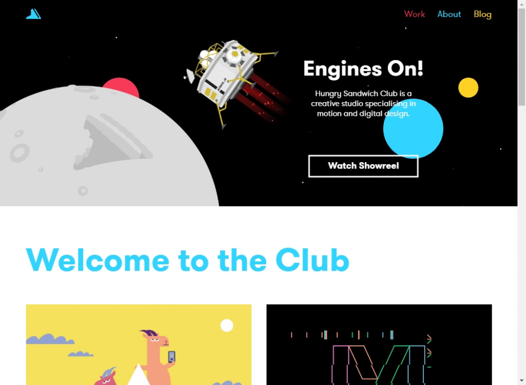 Fun Web Designs To Inspire You 35
