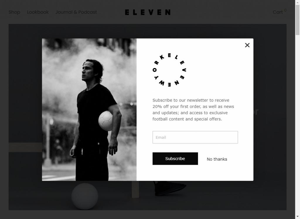 Classy Web Design Inspirations 34