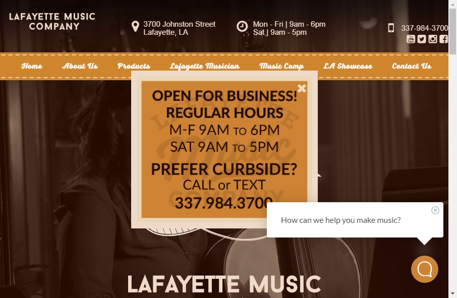 16 Great Music Website Examples 29