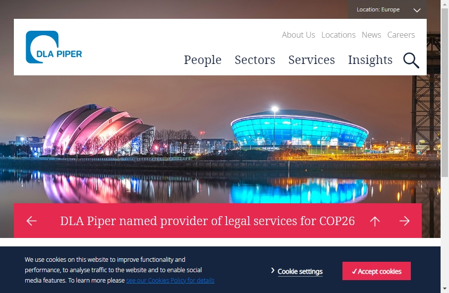Best Law Websites Design Examples for 2021 33