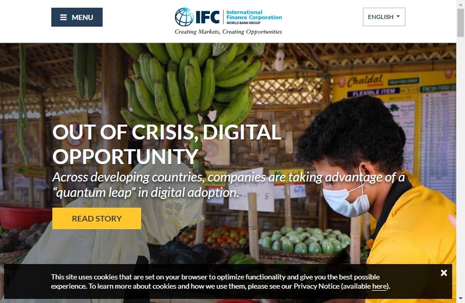 13 Amazing Finance Website Design Examples in 2021 27