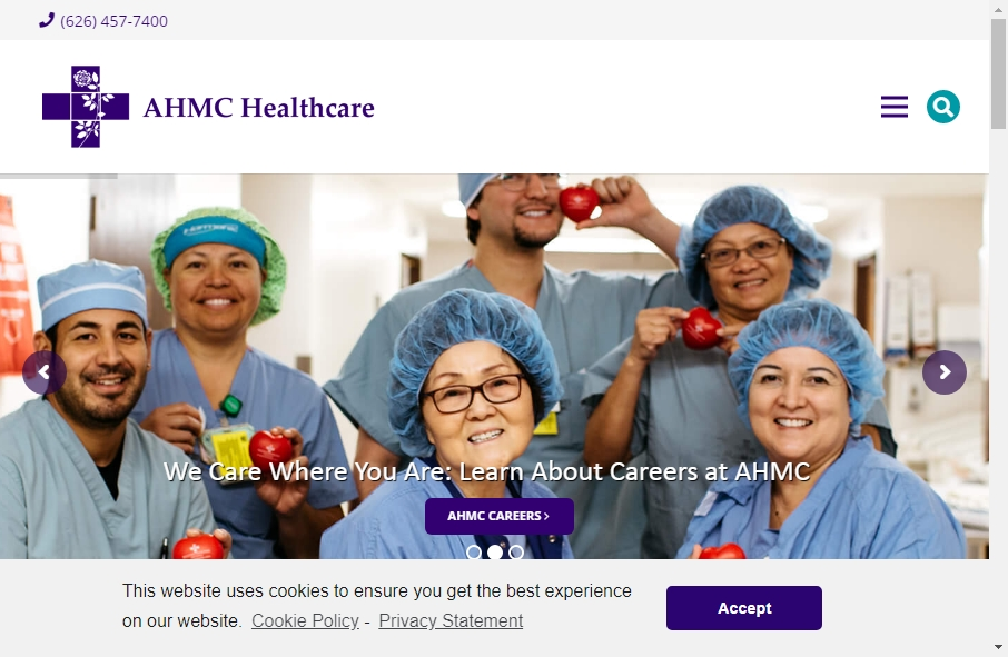 16 beautifully designed Healthcare website examples in 2021 26