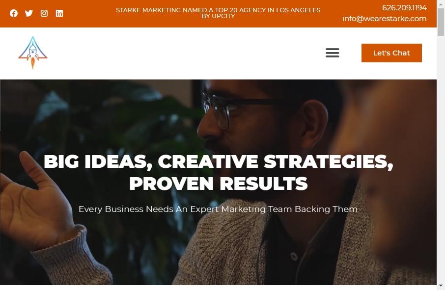 20 Best Marketing Websites Design Examples for 2021 33
