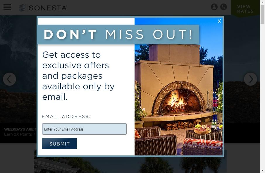 Hotels Websites Design 33