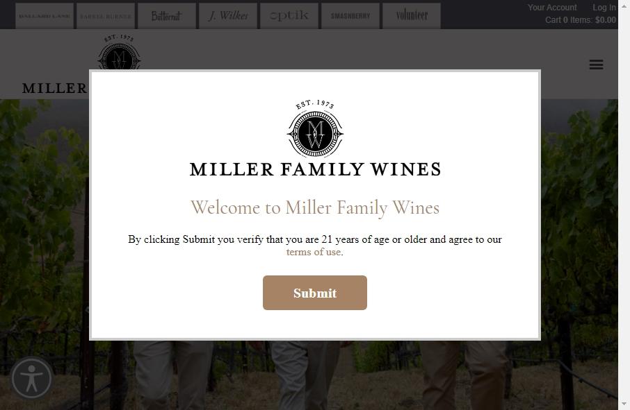 16 Best Wine Website Design Examples for 2021 31