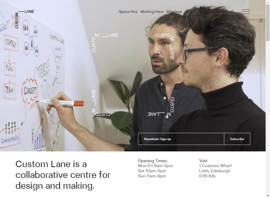 Best Retro Websites Design Ideas – Web Design Inspirations 34