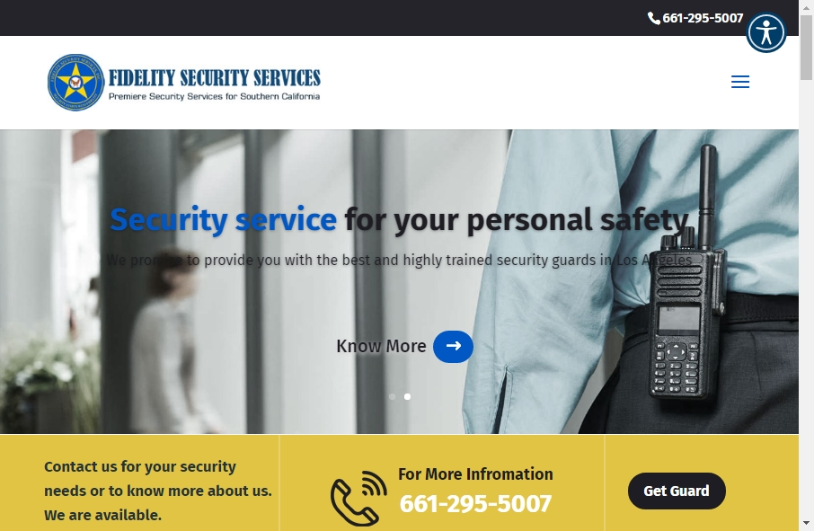 14 Examples of Inspirational Security Websites 29