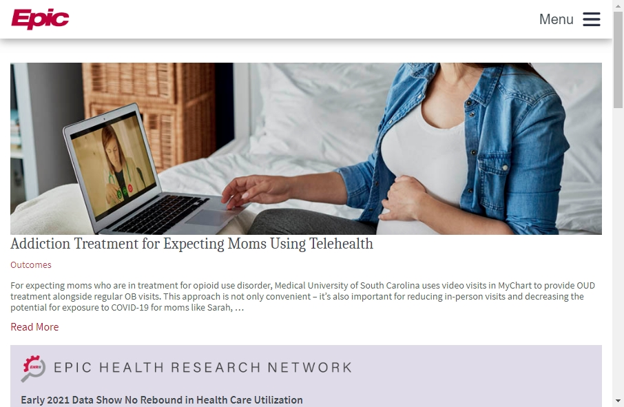 11 Examples of Hospital Websites With Fantastic Designs 27