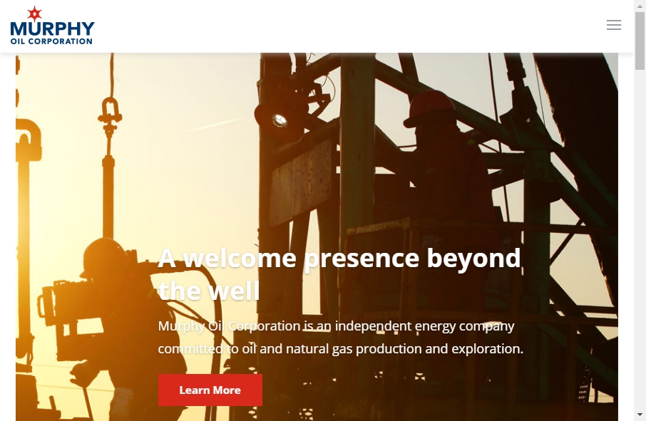 23 Best Oil Website Design Examples for 2021 34
