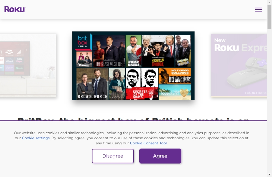 17 beautifully designed TV website examples in 2021 28