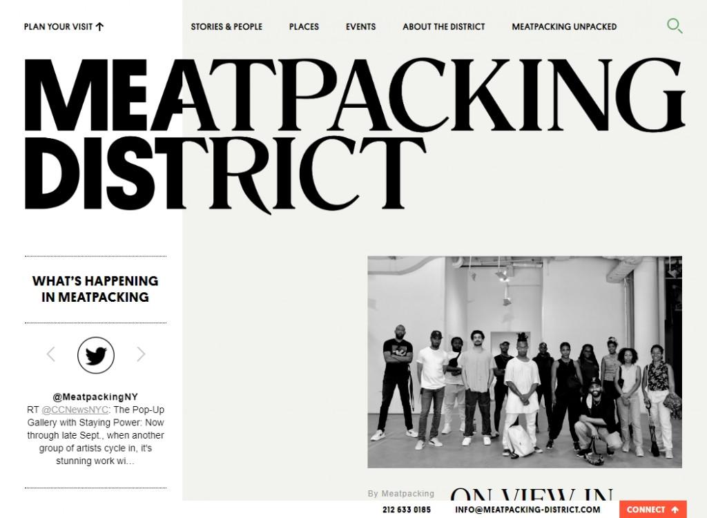 The Best Typography Websites 35