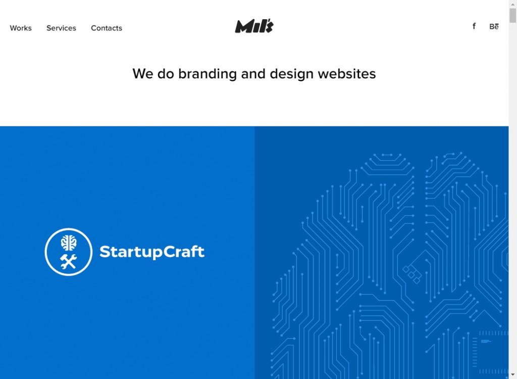 Fun Web Designs To Inspire You 36