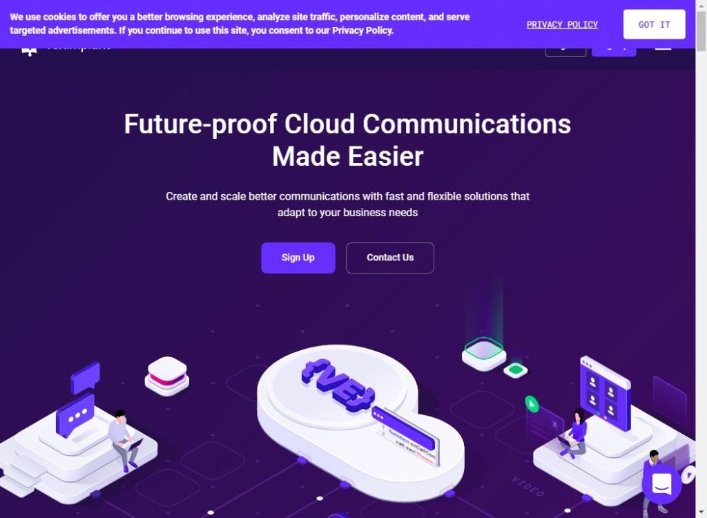 20 Best Futuristic Website Examples to Inspire You in 2021 36