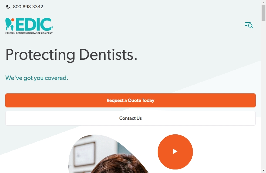 16 Dentist Website Examples to Inspire Your Site 31