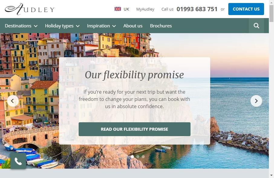 18 Best Travel Website Design Examples for 2021 34