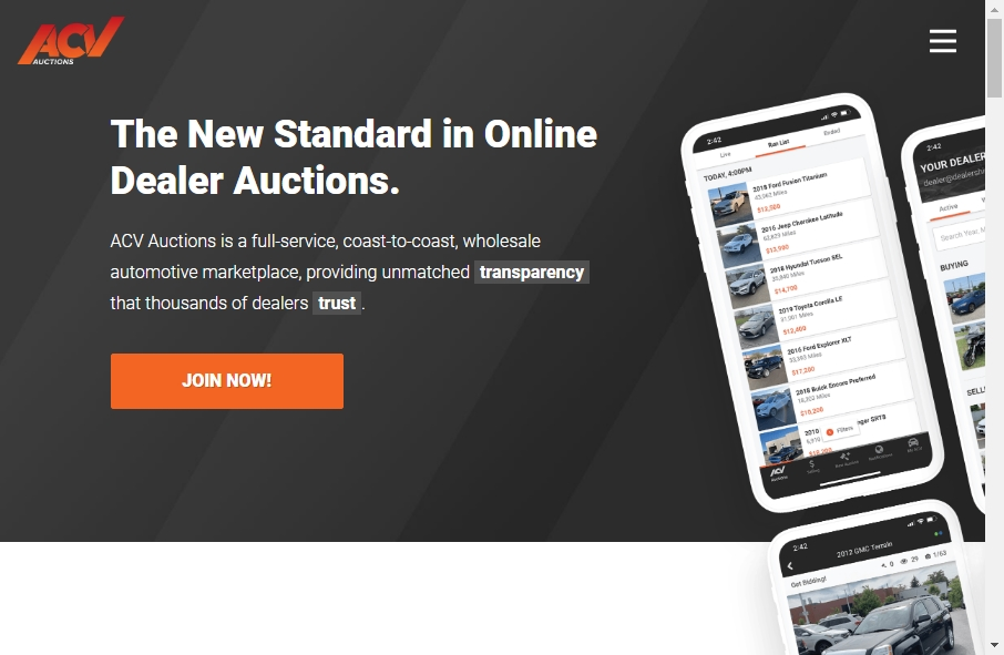 14 Great Auction Websites Examples 30