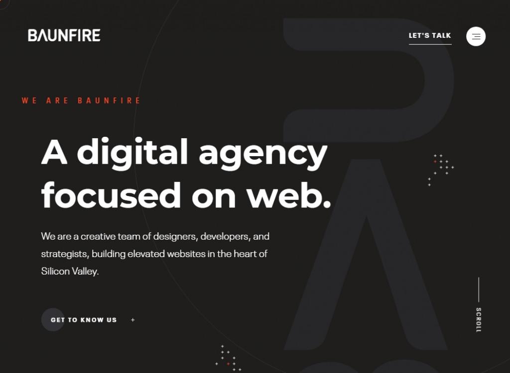 Parallax Web Design Inspirations 34