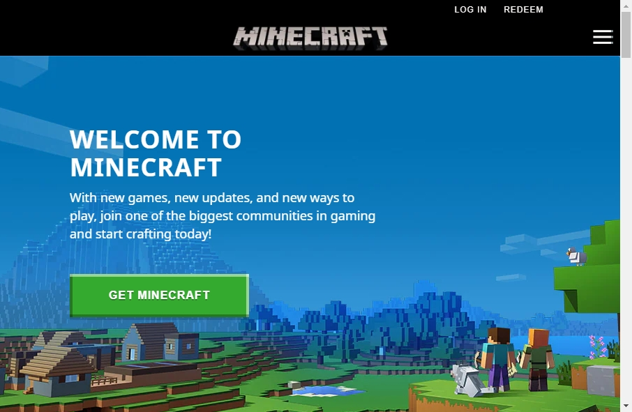 Gaming Websites Examples 18