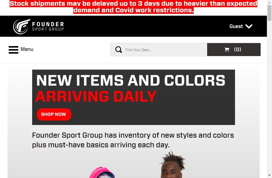 20 Amazing Sport Website Design Examples in 2021 17