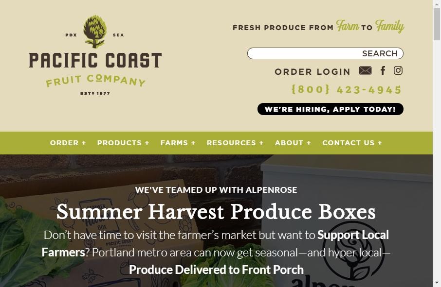 11 Examples of Inspirational Fruit Websites 18