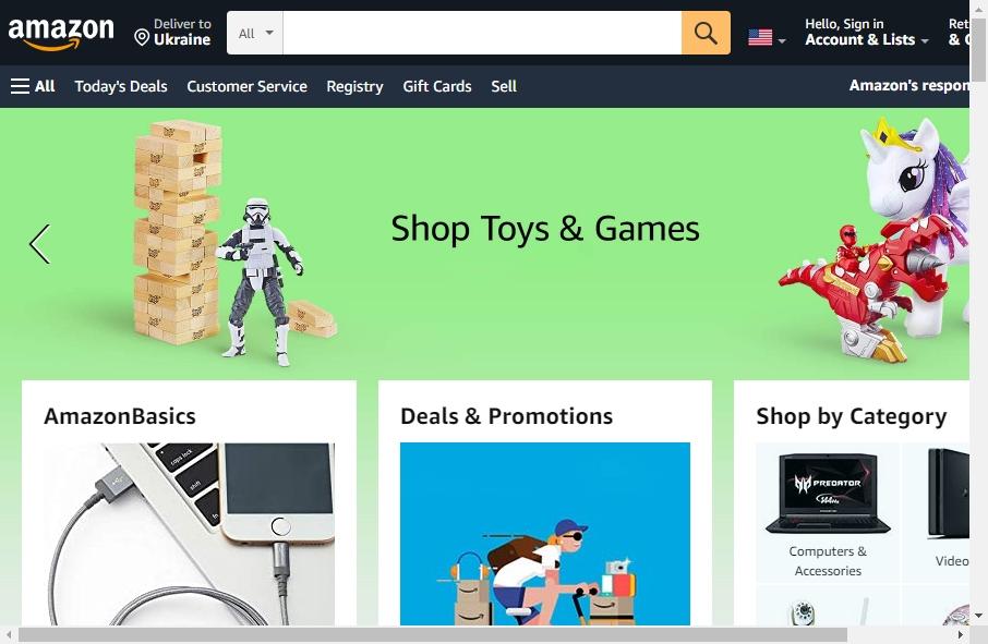 Online Retail Website Design 19