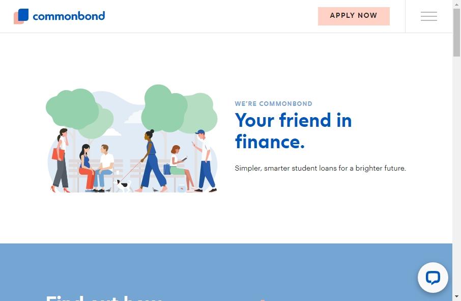 12 Best Student Loan Website Design Examples for 2021 18