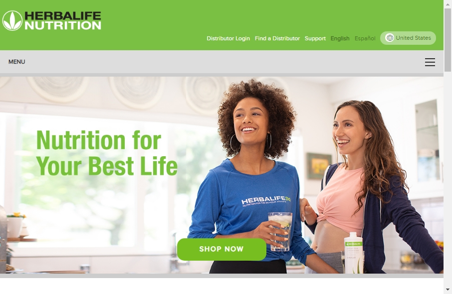 11 Great Nutritional Website Examples 18
