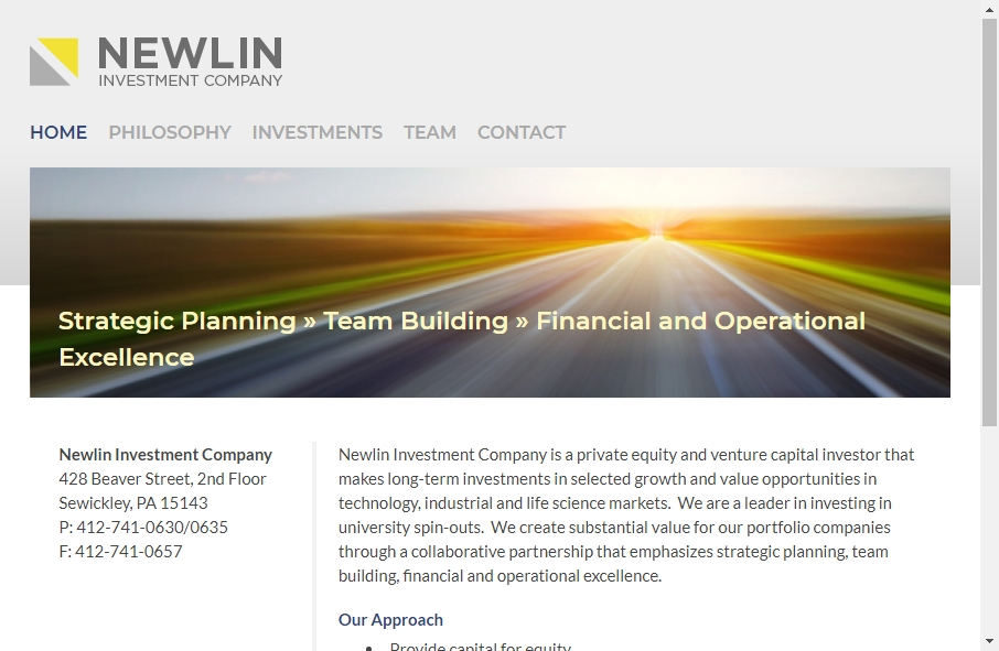 18 Great Investment Website Examples 18
