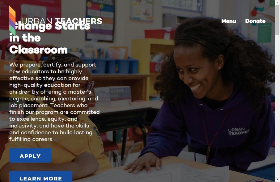 10 beautifully designed Teacher website examples in 2021 17